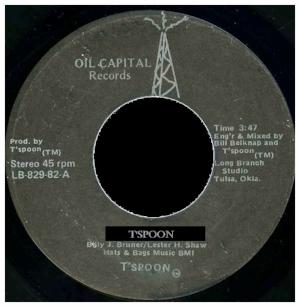 **VISIT Contact Us Page to Order**    BBMG/Oil Capital Records (Billy J. Bruner, Lester H. Shaw, Bill Belknap - Engineer)