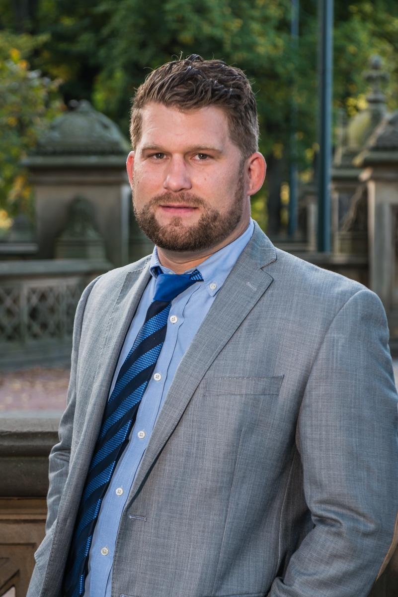 Joe Patrovich, Director of Pre-Construction