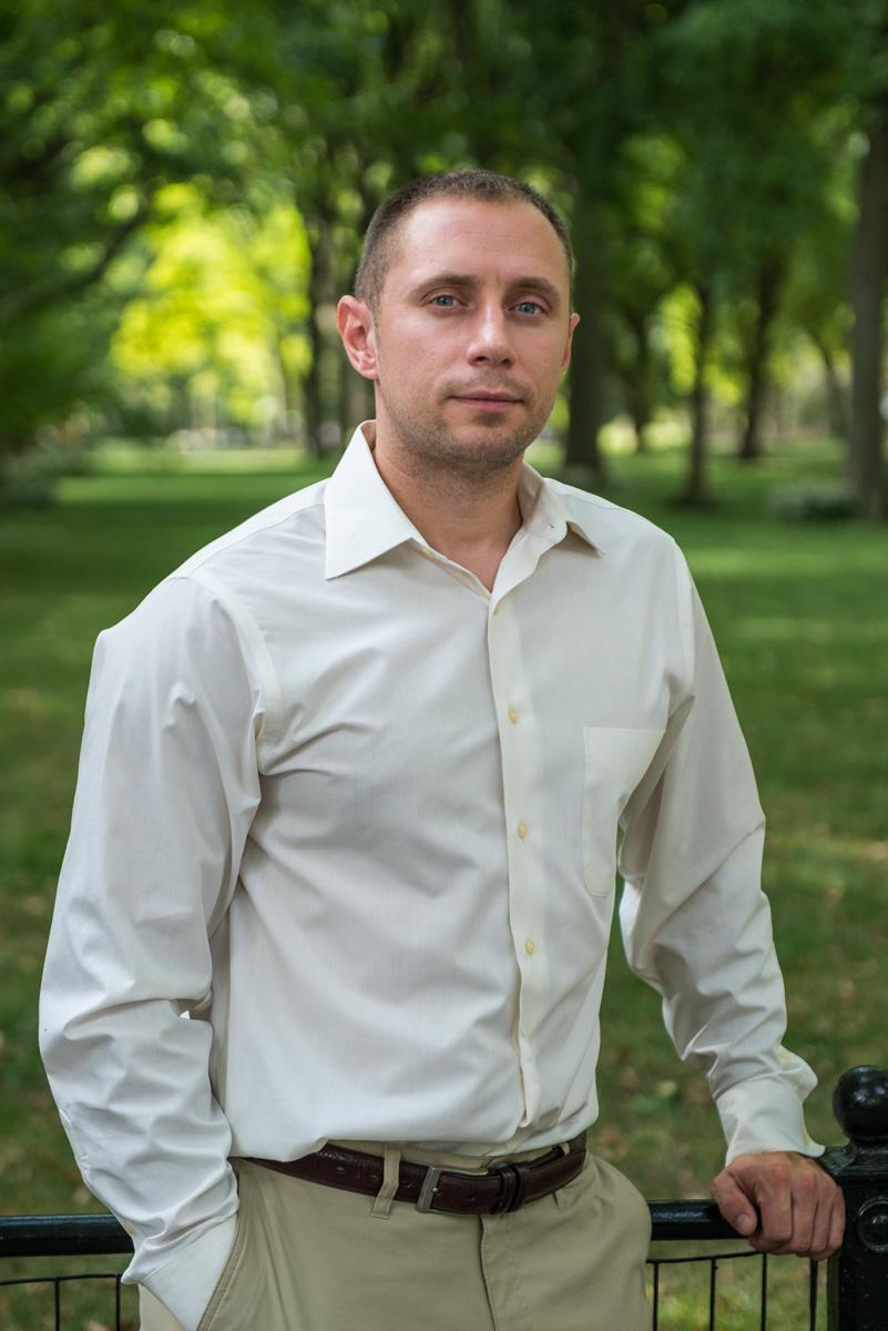 Scott Foster ,Field Project Supervisor