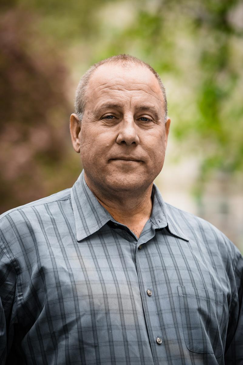 "Doug ""Otto"" Scheim ,Field Project Supervisor"
