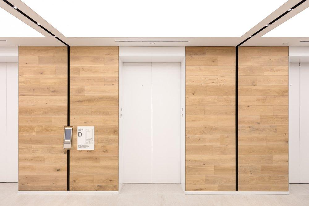 Elevator Lobbies