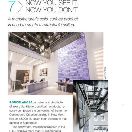 Modworxx Featured in Building Design+Construction, December 2015