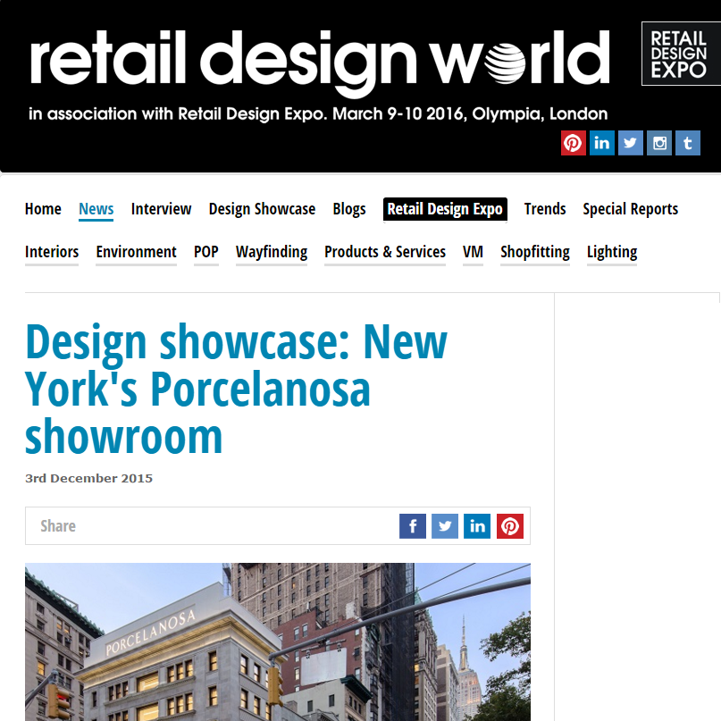 Modworxx Featured in Retail Design World, December 2015