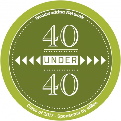 Profiles of Wood Industry 40 Under 40 Class of 2017