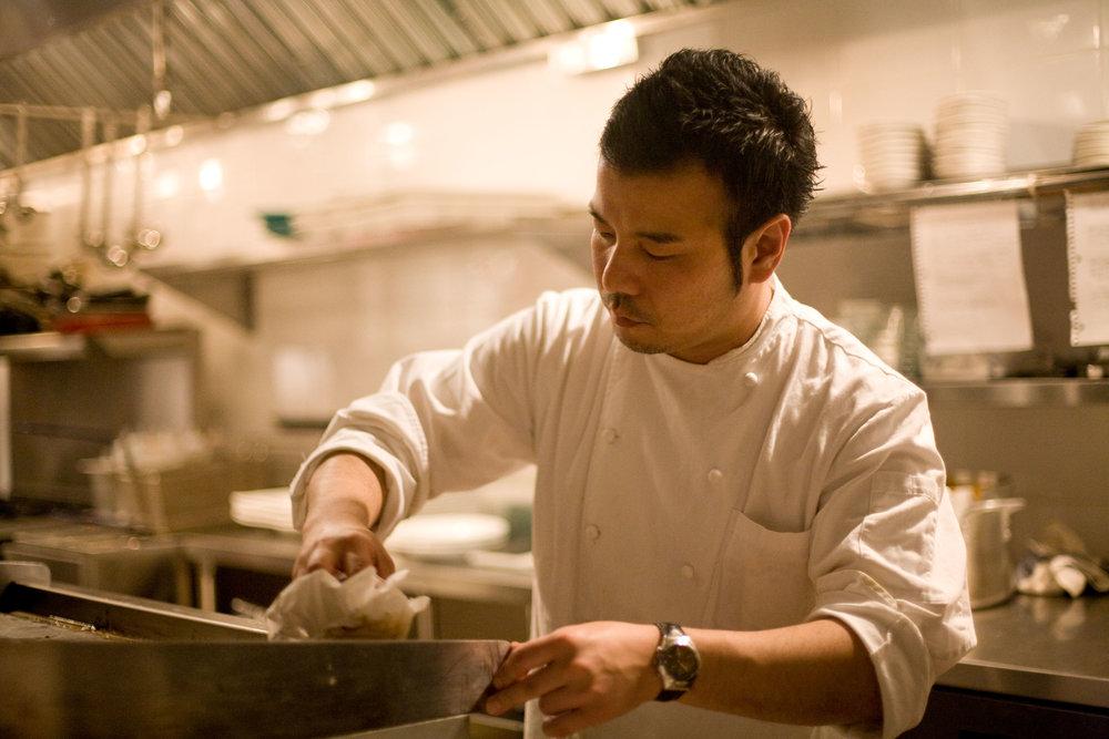 Chef Akiyama