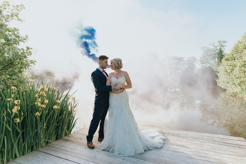 Styal Lodge - Mr & Mrs Reid - OMG everyone has just fallen in love with that picture!!!! IT was the BEST DAY of our lives and you were such a special part of it. You were fabulous and so professional. xxxxxx I love that picture darling sooooooo much xxxxxx