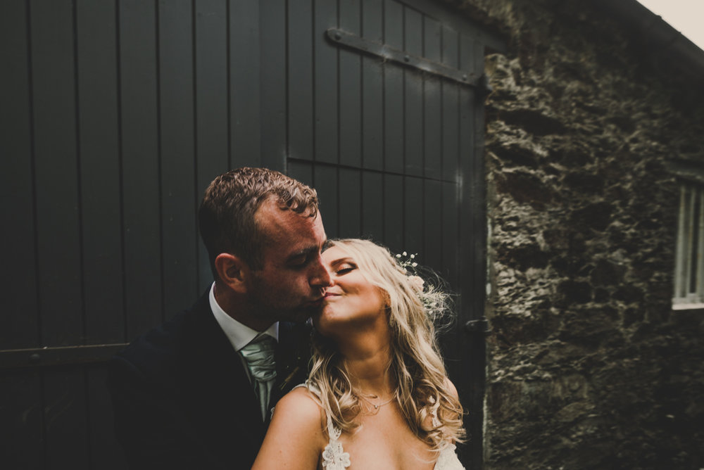 WEDDING: A Festival wedding on a lake in Anglesey // Carreglwyd estate