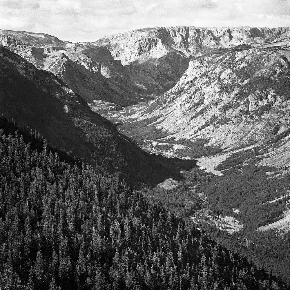 Beartooth Mountains #5