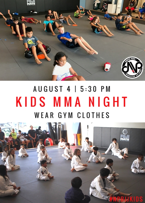 KidS MMA
