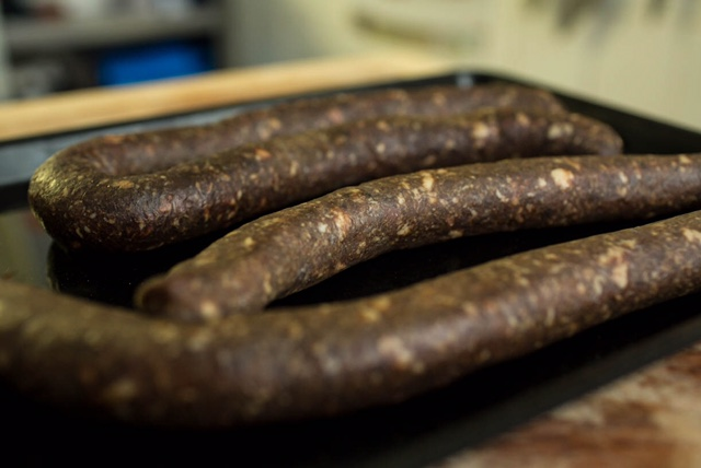 Bourwurst Sausage