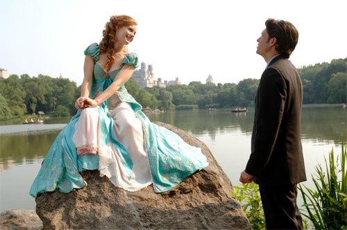 *Copywrite and Property of Disney, Enchanted (2007)