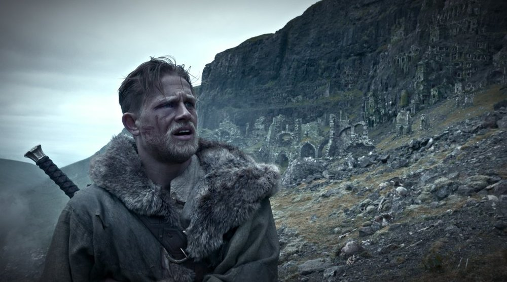*Copywrite and property of Warner Bros. Pictures, King Arthur: Legend of the Sword (2017)