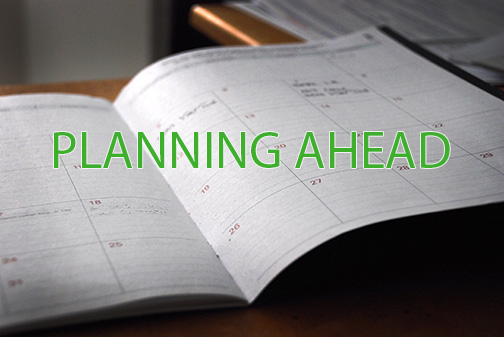 Planning Ahead      by Rick Guilfoil (Owner/CEO of  Logixstreet )   Have you ever found yourself in a position where Easter or another holiday is just around the corner?  All of the sudden you have some great ideas you want to implement for the service, but you have no time to make it all happen.  A church's life is really active and hard to keep up with at times.  I am a big proponent of having a calendar with due dates with adequate lead times.  If it is October, you and your staff need to be talking about the Christmas service.  If it is February, you need to be thinking Easter and so forth.  Get out in front of these special and sacred days and you can prepare a wonderful and meaningful service that can change lives.  This goes for all kinds of events during the year: VBS, July 4, Thanksgiving, Pentecost Sunday, Palm Sunday, and the list can go on and on.  This is especially true if you are preparing videos.  If you want to have a video for the Christmas season, you will likely need to shoot it the Christmas before for the full affect.  Same is true for something like VBS.  If you want to promote it with a video you need to make sure to shoot some video the year before and have it on hand.  Always be thinking ahead.  If you want a spring feel video for Easter, thinking about it in February will likely do you no good as you would have to shoot in the dead of winter.  Do yourself a favor and start addressing services and promotions far in advance. You will have less stress in your life and the experience will be much more effective for those that attend the service(s).  If you have any questions or thoughts about this please comment below or  contact   LogixStreet  directly.  We would love to talk with you.