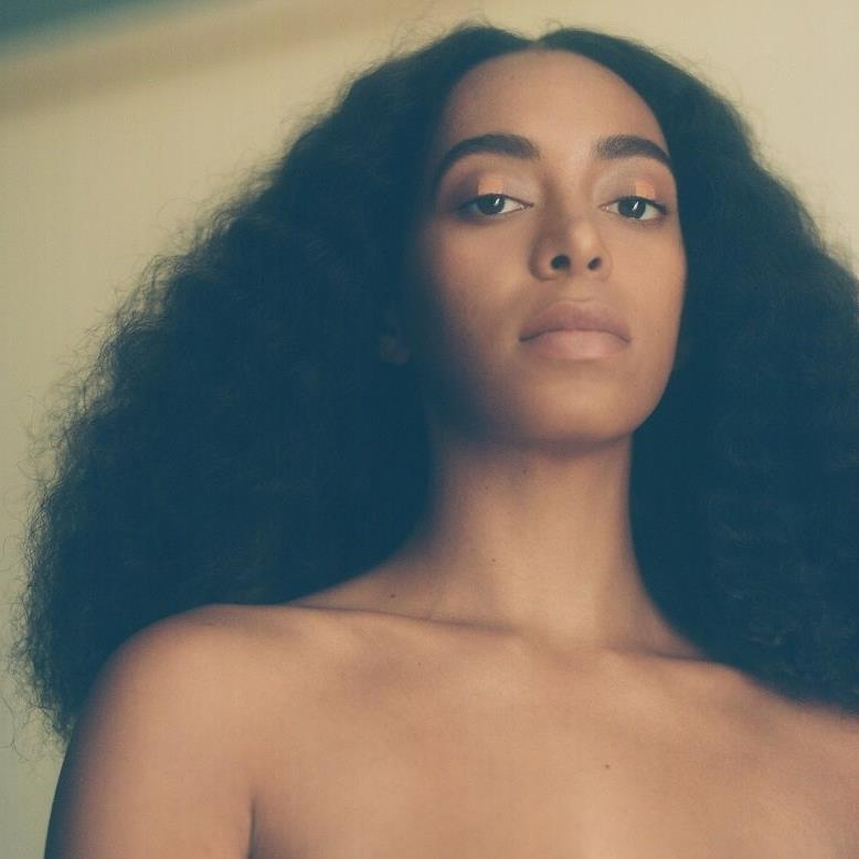 Photo via Solange's Facebook