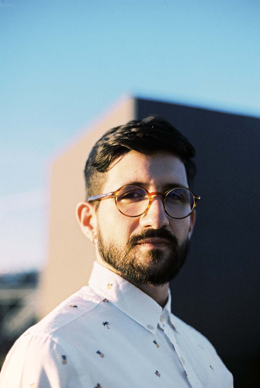 João Telmo , Pattern Designer, portrait, 2017