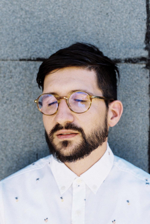 João Telmo , Pattern Designer (outtake), 2017