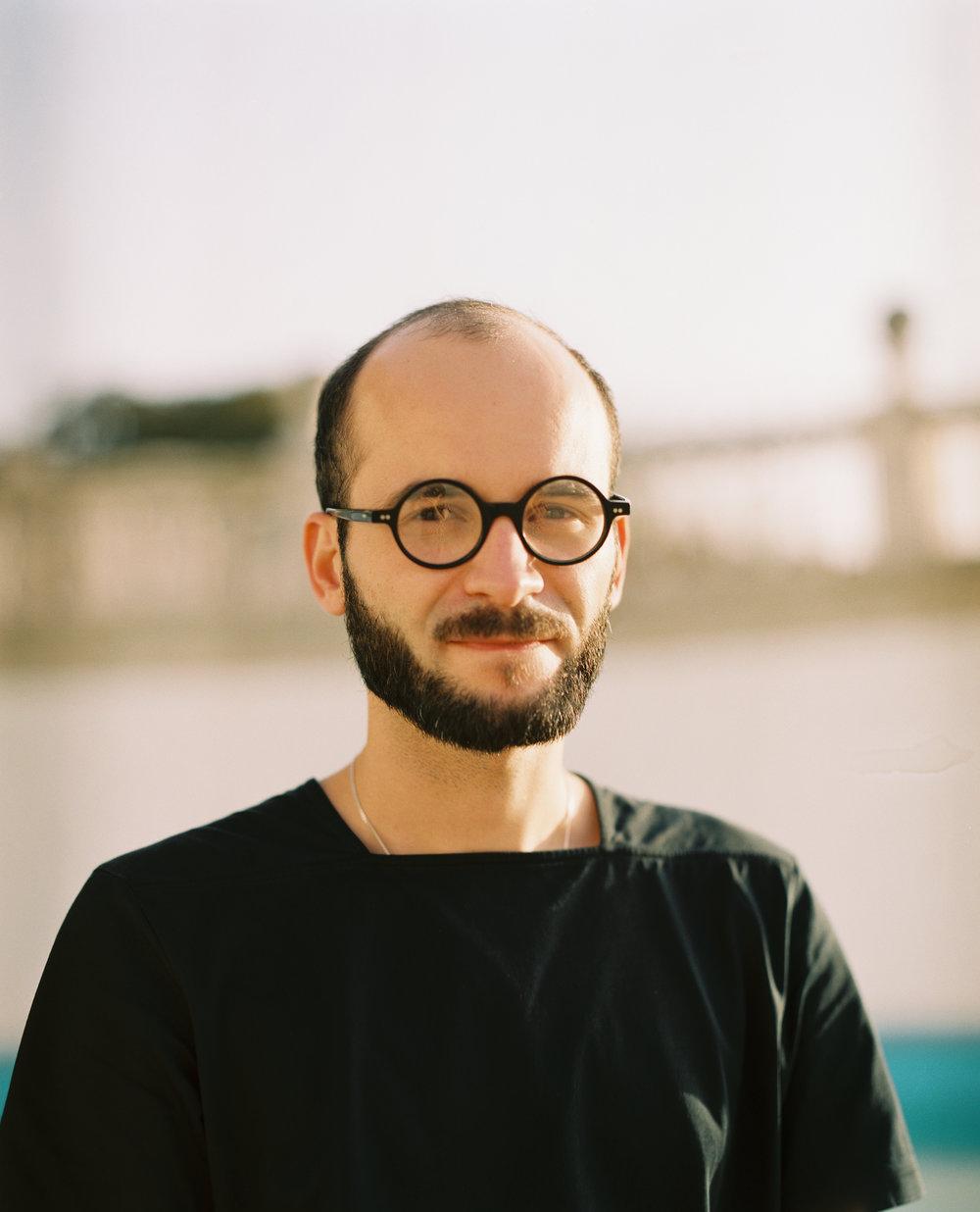 Horácio Frutuoso, Artist, portraits, 2017
