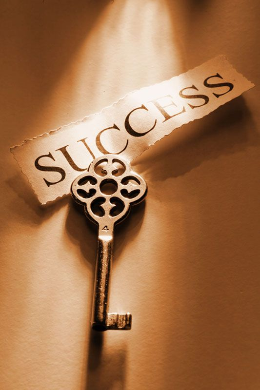 Your coach, the key to unlock your success!
