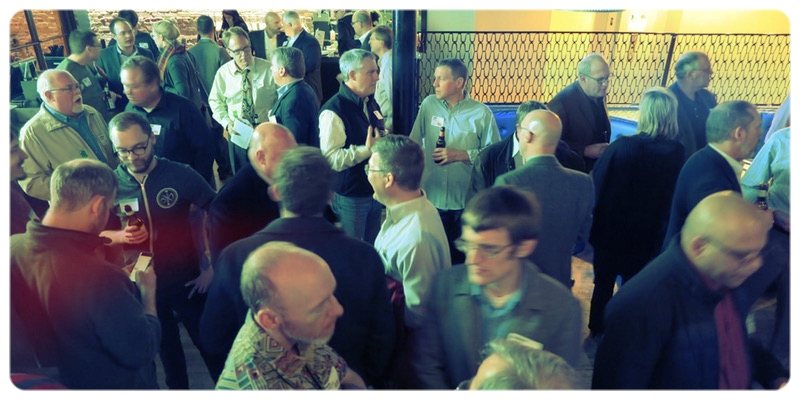 Networking is a vital business activity!