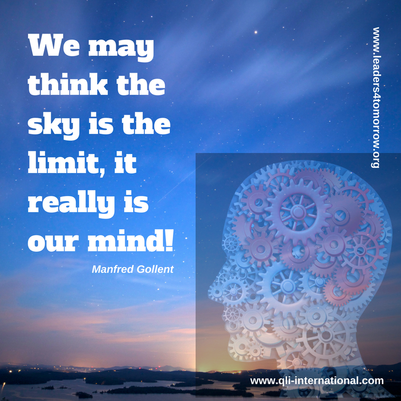We may think the sky is the limit, it really is our mind!.png