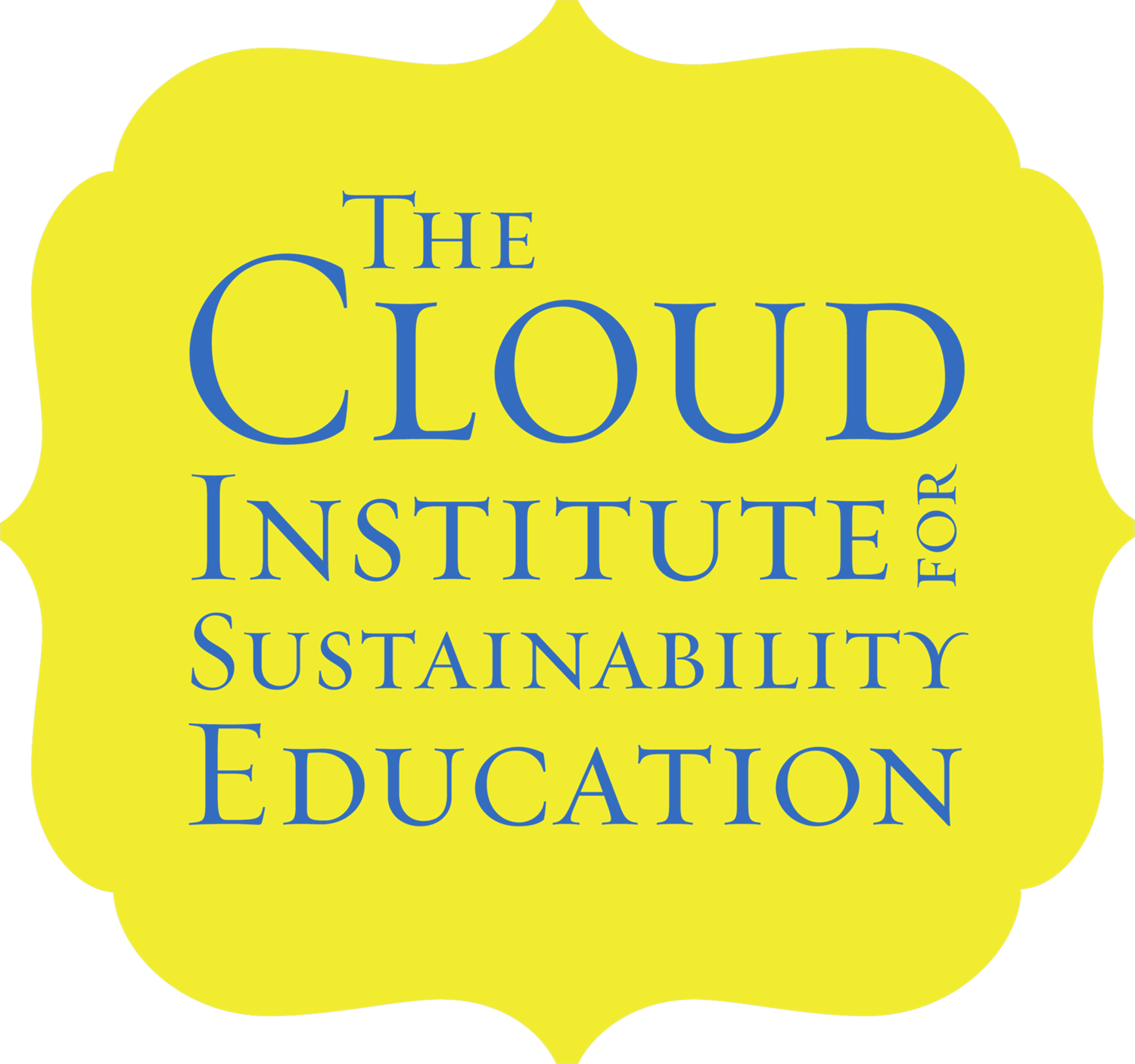 The Cloud Institute for Sustainability Education
