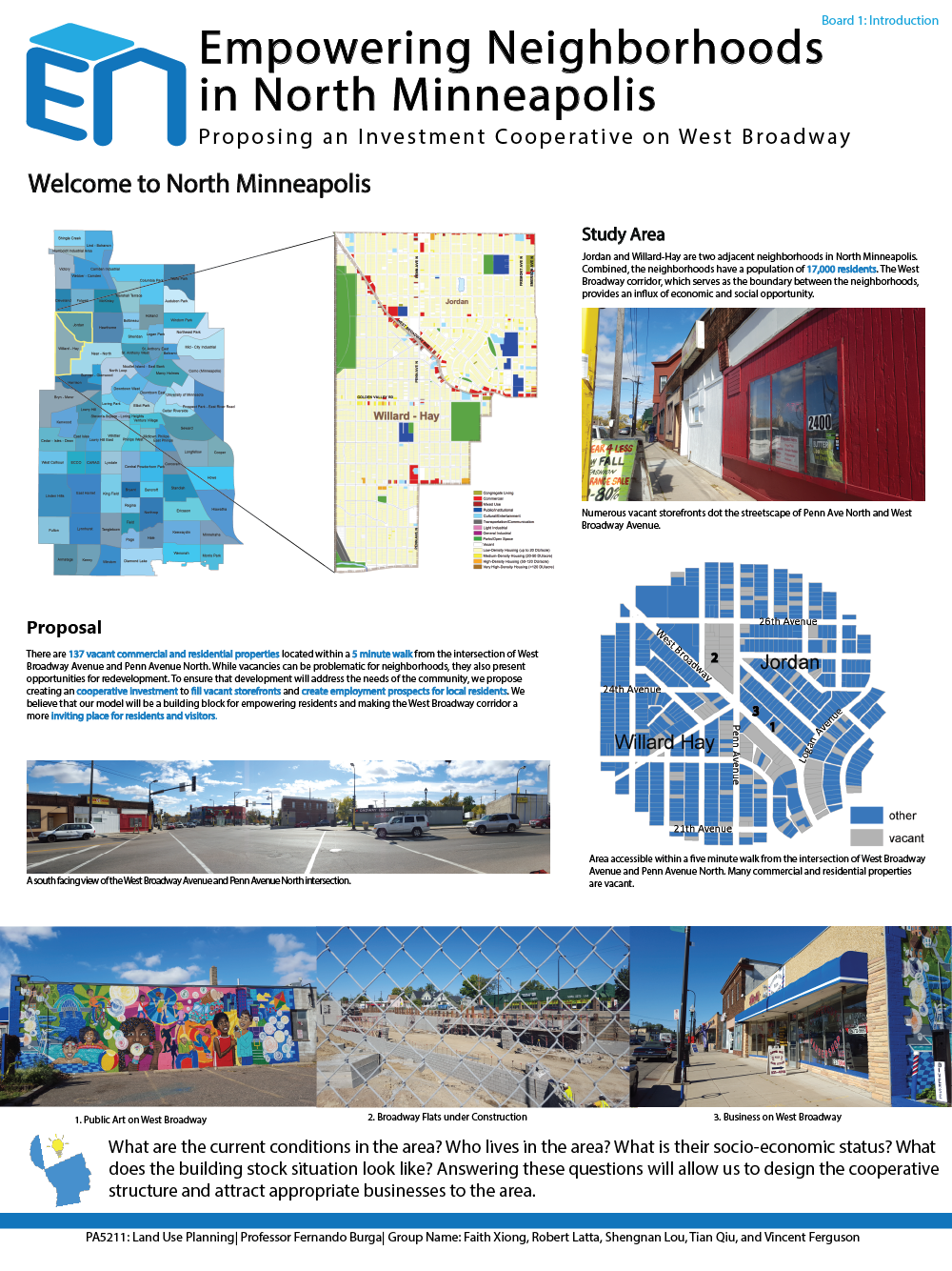 Equitable Land Use in Minneapolis -