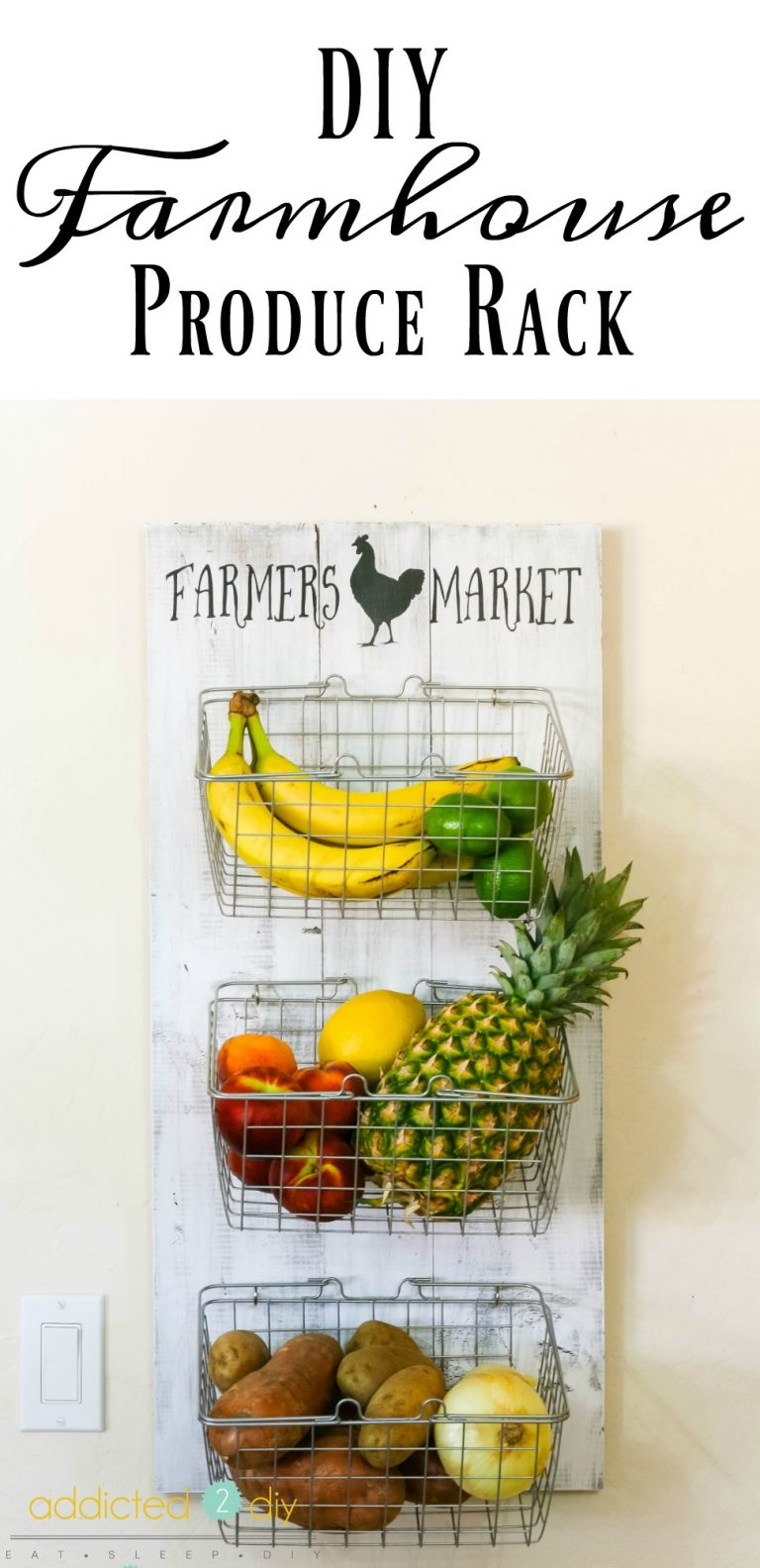 Source: Addicted 2 DIY  https://addicted2diy.com/diy-farmhouse-produce-rack/