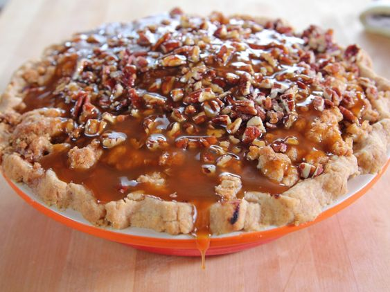 Source: foodnetwork.com   https://www.foodnetwork.com/recipes/ree-drummond/caramel-apple-pie-2651741?soc=sharingpinterest