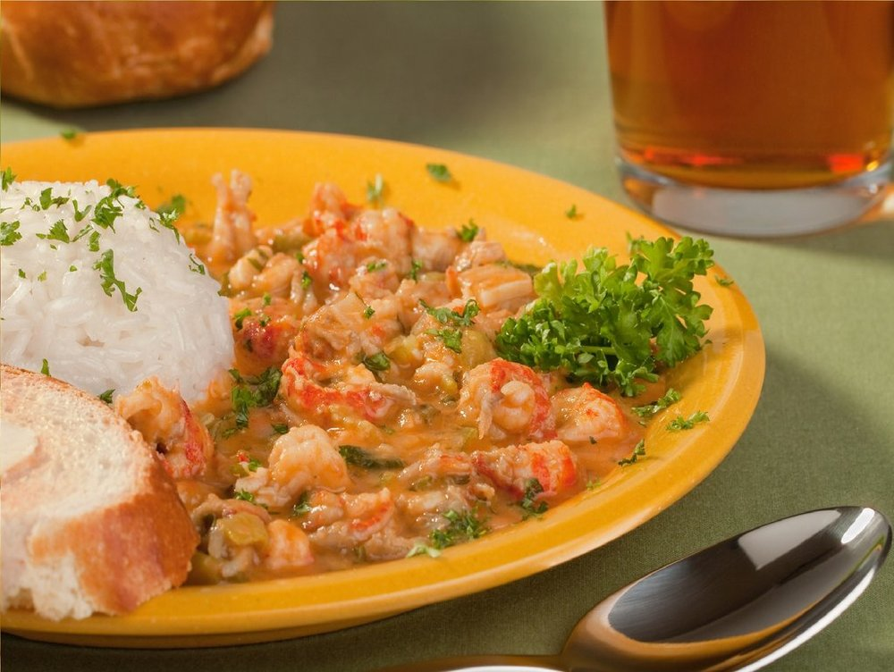 Pat's Crawfish Étouffée