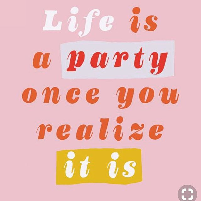 Sometimes we get so busy, distracted, disconnected, and sorted we forget that everyday IS a party. We are lucky to be in the business of celebrating you! . . . @designlovefest