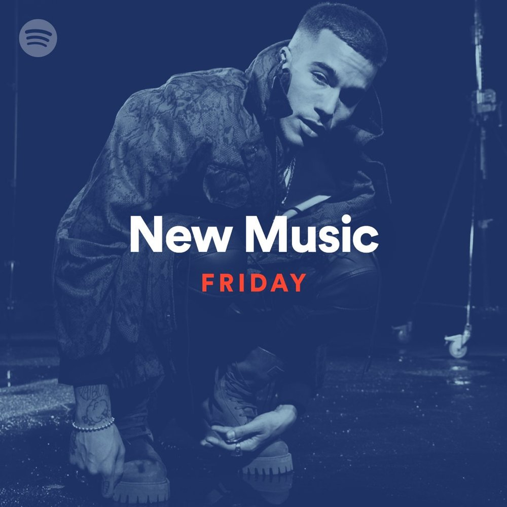 """Hold"" by DYLN on New Music Friday Italy Spotify Playlist"