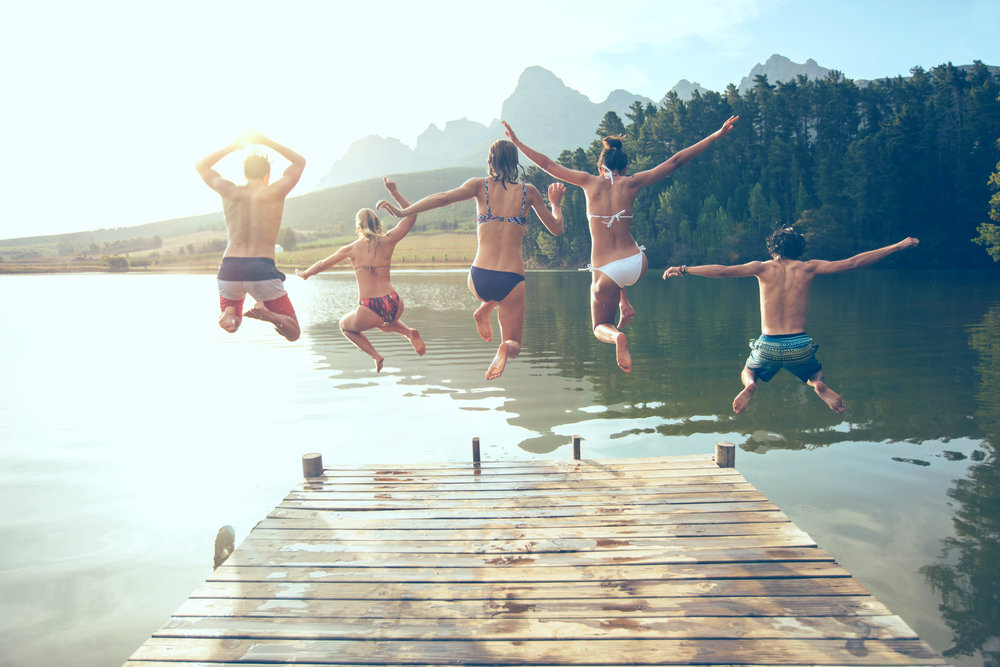 friends people jumping in lake.jpg