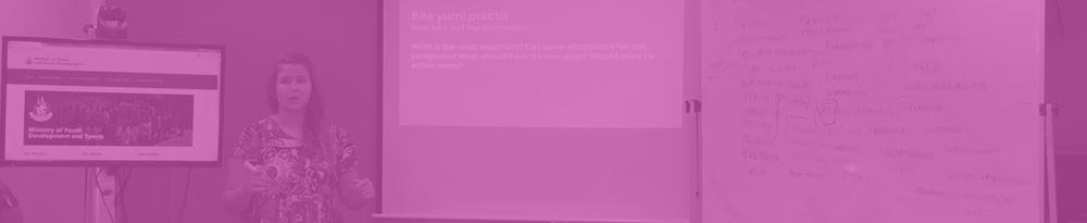 Peace Corps Vanuatu - Responsive Web Design