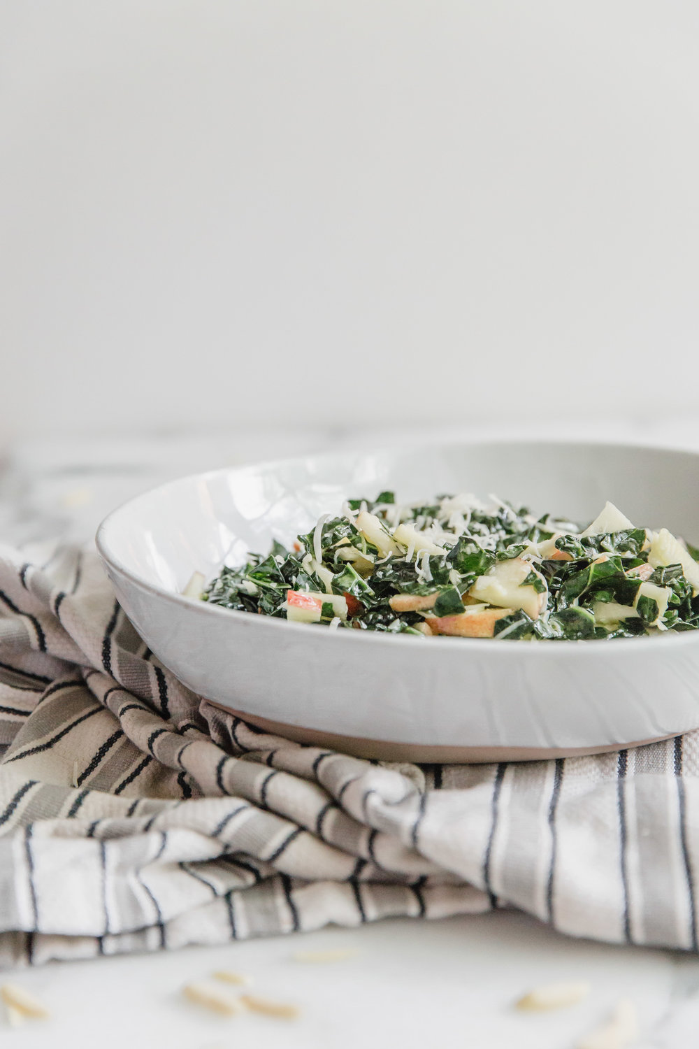 Tuscan Kale Salad || To Salt & See