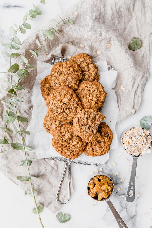 Healthy Oatmeal Cookies || To Salt $ See-4.jpg