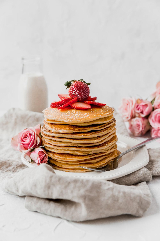 Creme Fraiche Pancakes || To Salt & See-1.jpg