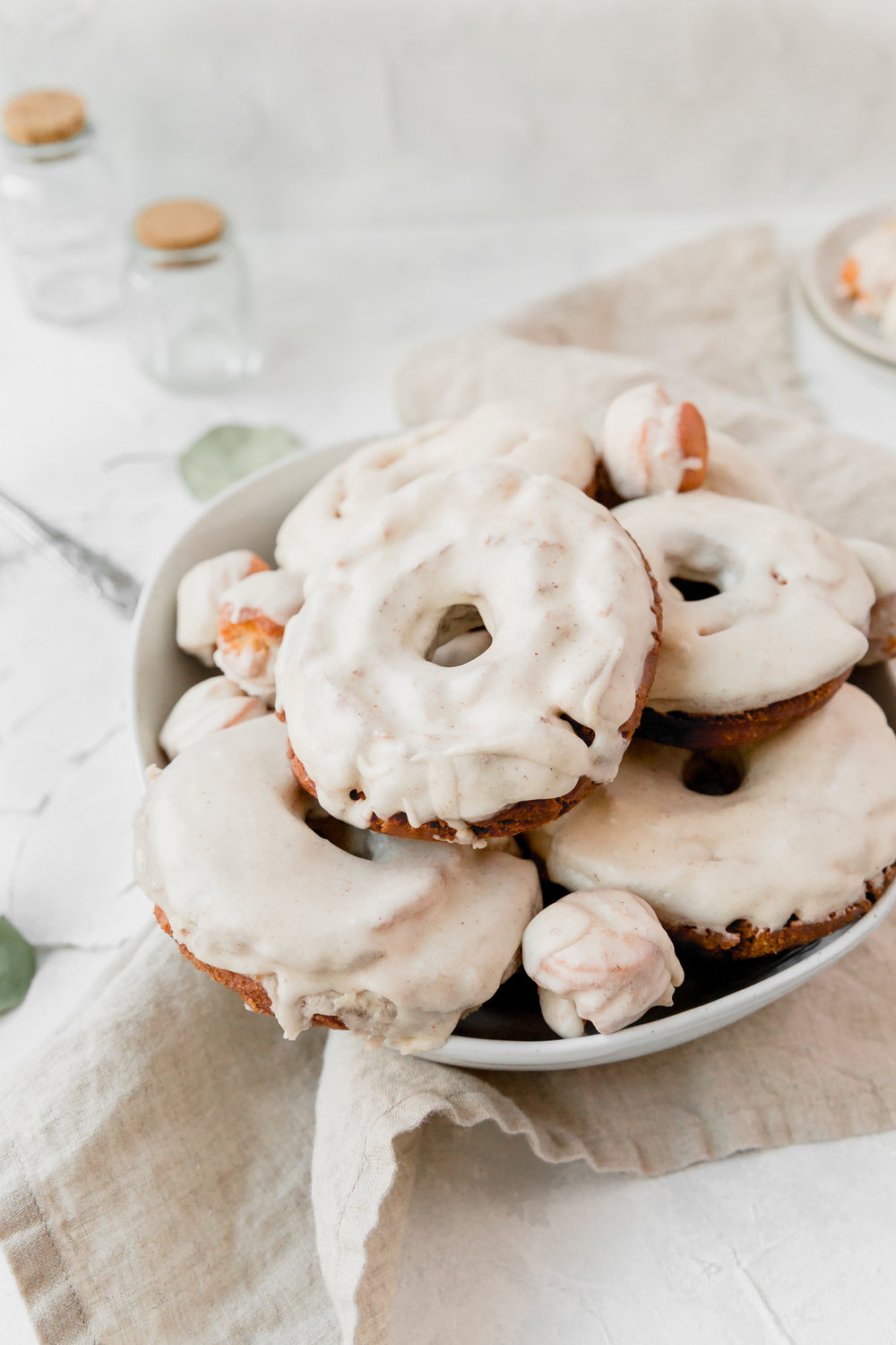 Brown Butter Old Fashioned Sour Cream Donuts || To Salt & See-6.jpg