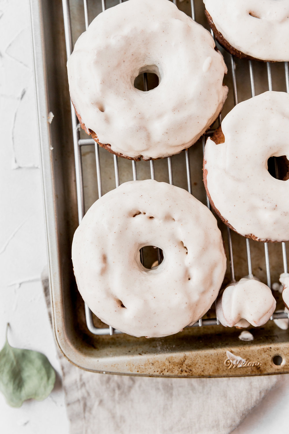 Brown Butter Old Fashioned Sour Cream Donuts || To Salt & See-1.jpg