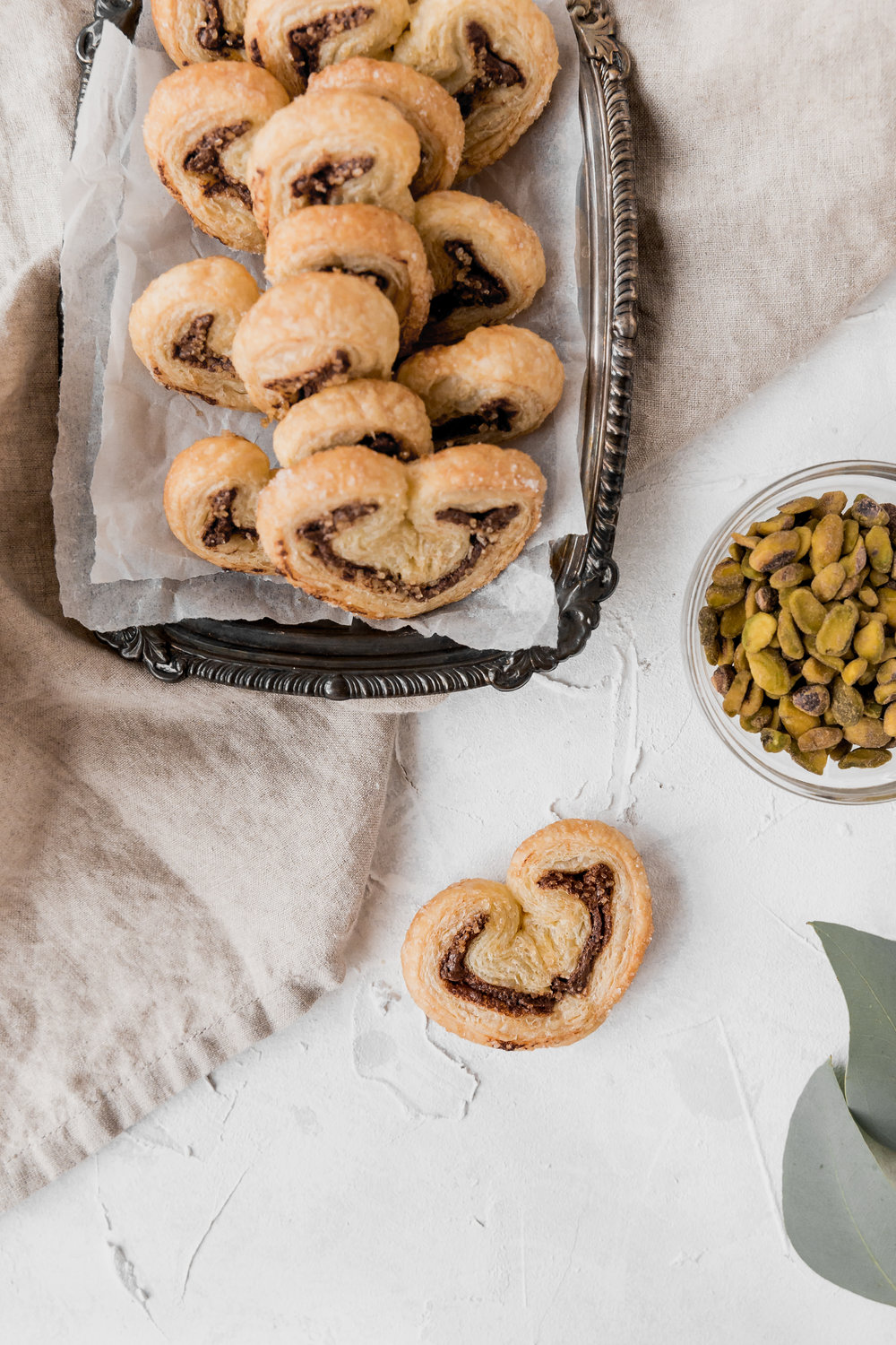 Lazy Girl Nutella Palmiers || To Salt & See-3.jpg