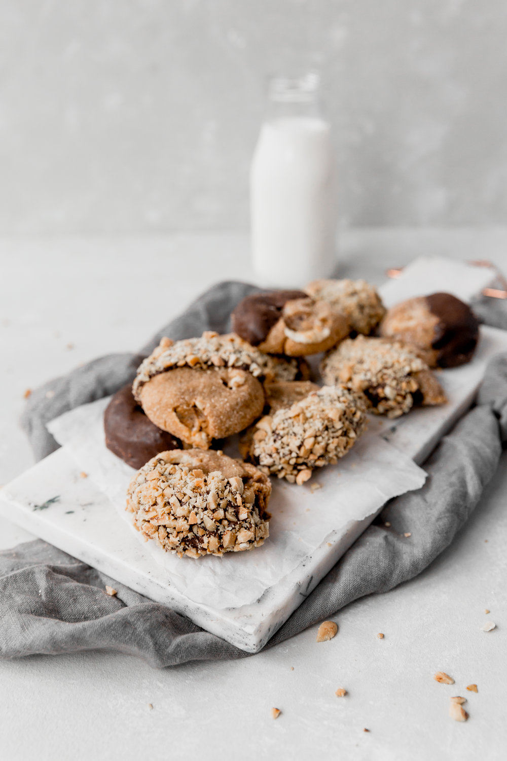 Peanut Butter Smores Cookies || To Salt & See-1.jpg