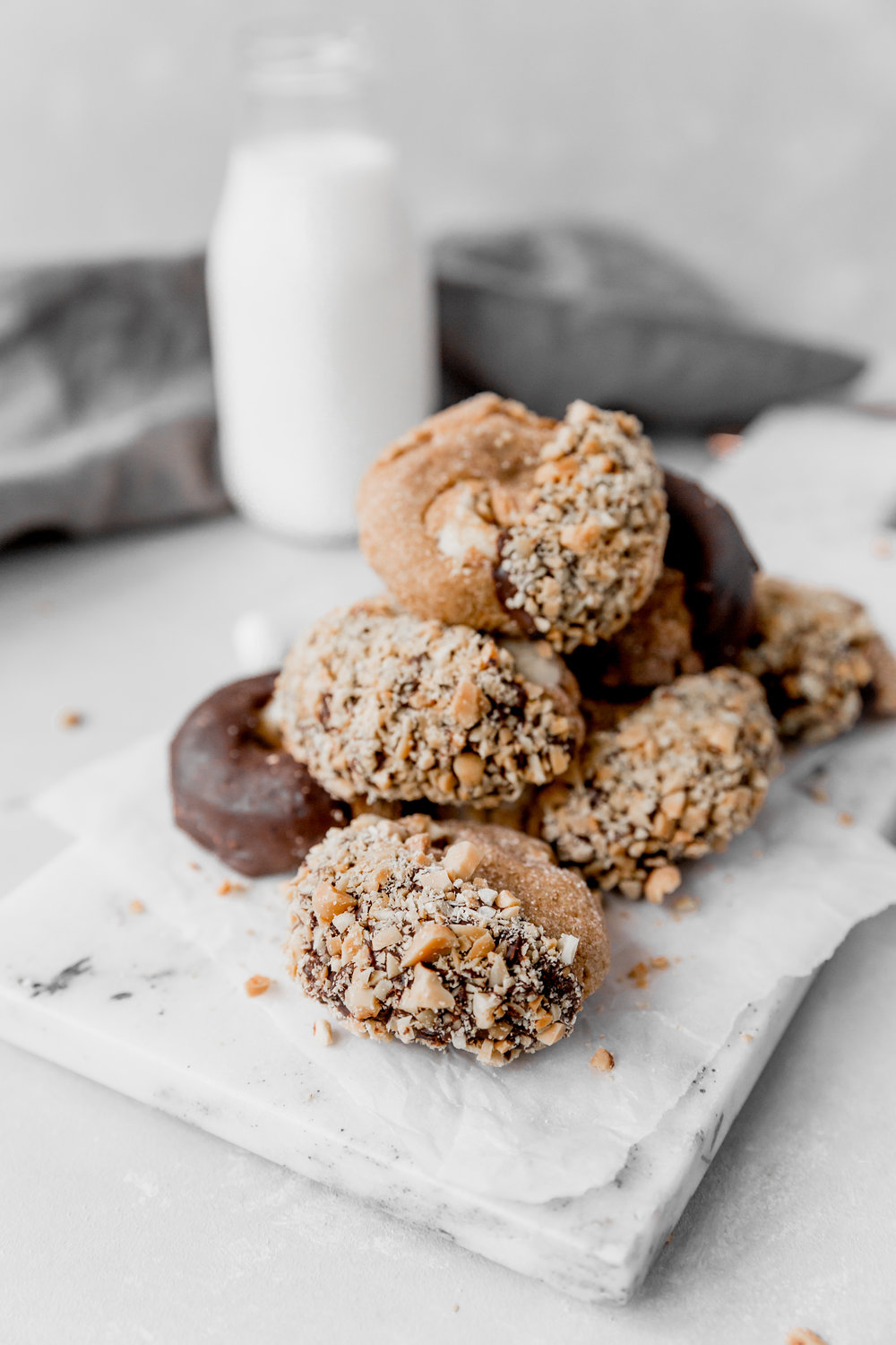 Peanut Butter Smores Cookies || To Salt & See-4.jpg