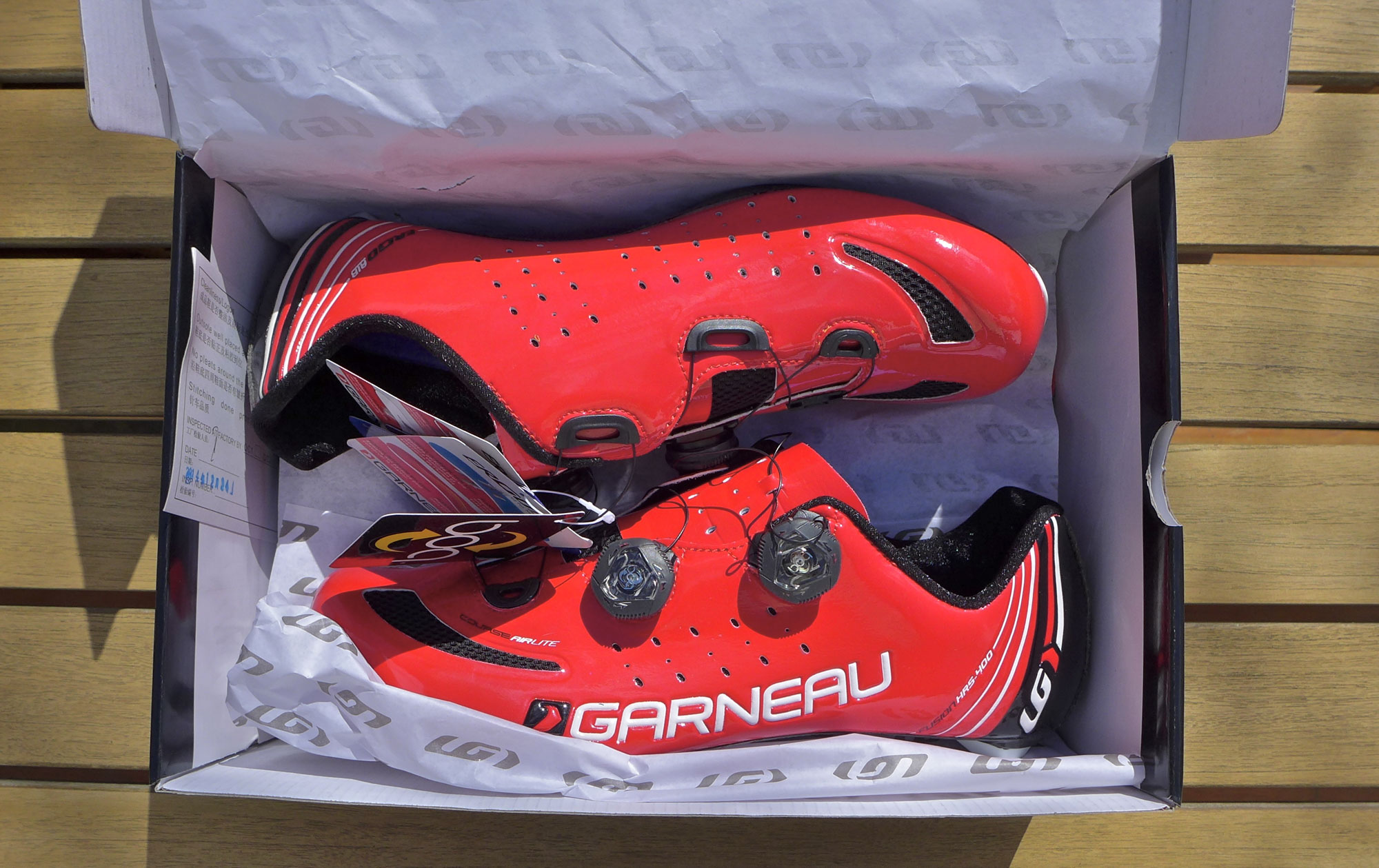LG Course Air Light Cycling Shoes-2001