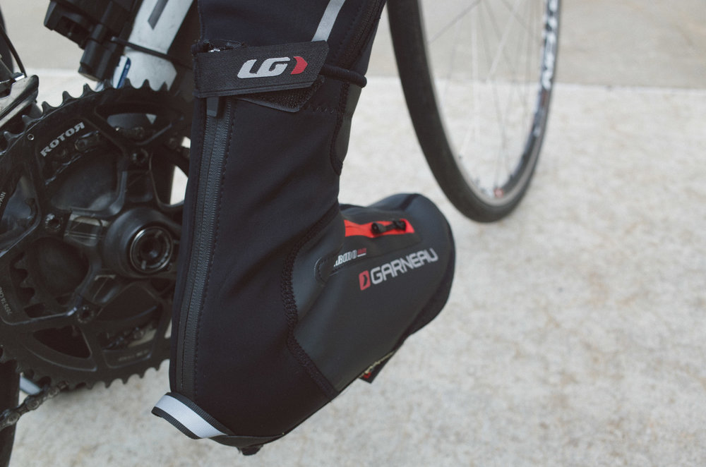 Garneau Thermax Shoe Cover Review-5001
