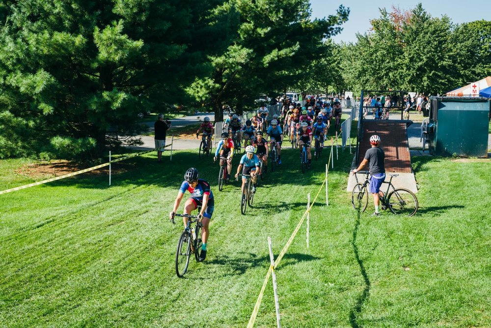 I'm thrilled to report that within the span of a week, all of the major cyclocross race series along the east coast now offer separate scoring or separate fields for Category 3 and 4 women! - -Lucia Deng