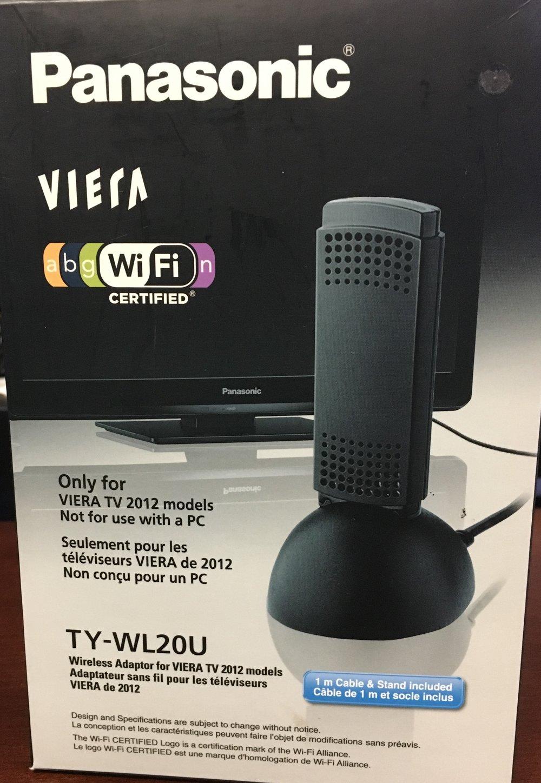 Panasonic TY-WL20U Wifi Adapter \u2014 Chisholm TV \u0026 Stereo