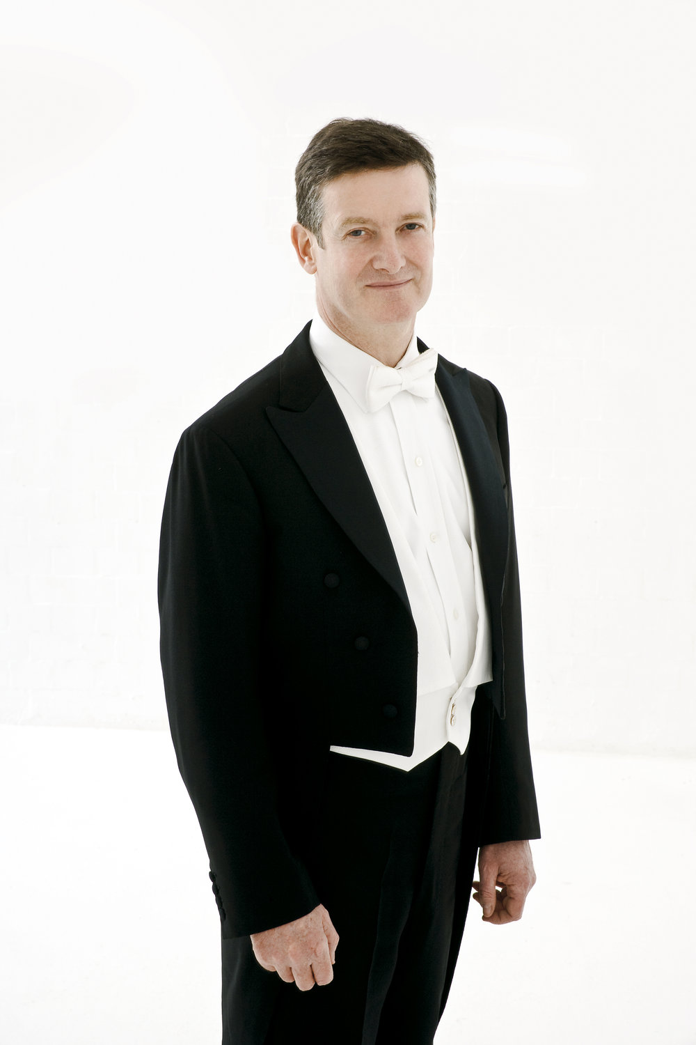 Harry Bicket, Artistic Director of The English Concert