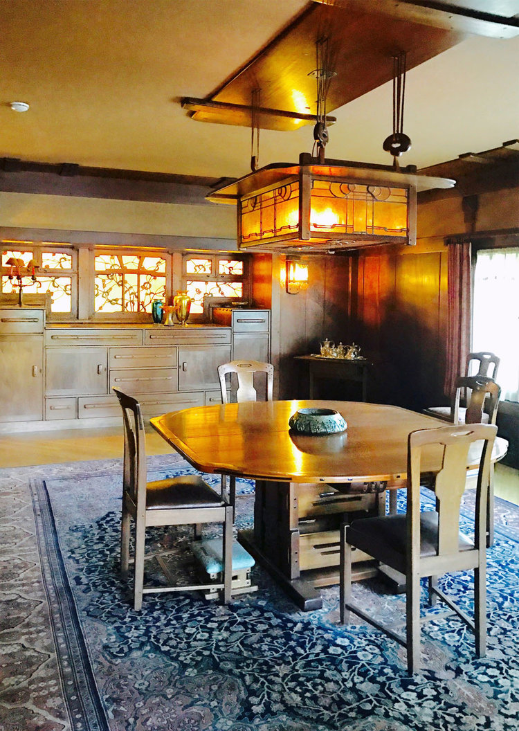 Lessons Learned: Living at the Gamble House — Tim Barber Ltd ...