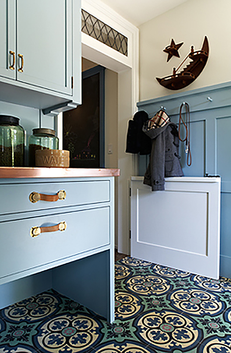 Dog-Friendly Mudroom