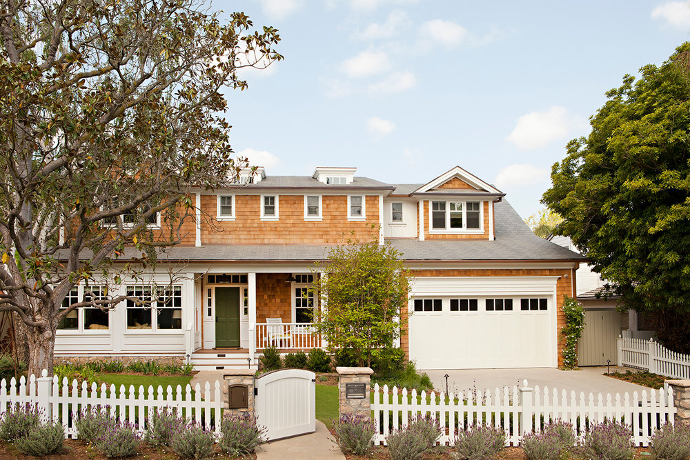 Sustainable Traditional Home in Studio City