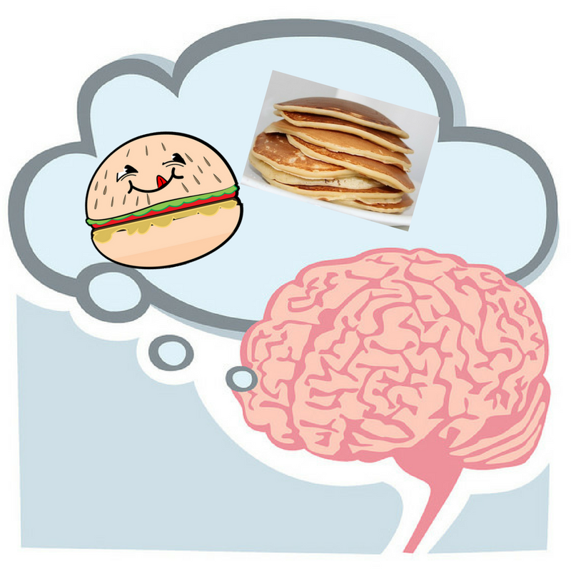 Does your restricted diet take too much brain space?